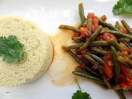 comment cuisiner les haricots verts comment cuisiner les haricots plats fresh haricots verts la tomate