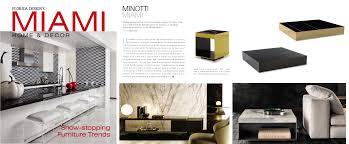 minotti quickship u2013 florida design u0027s miami home u0026 decor