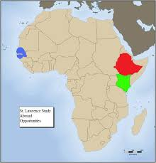 africa map study study in africa st studies