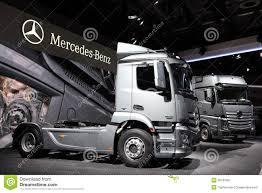 mercedes commercial trucks mercedes actros trucks editorial photo image 26791991