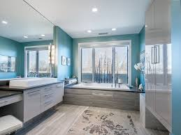 unique bathroom decorating ideas cool blue master bathroom designs and ideas sublipalawan style