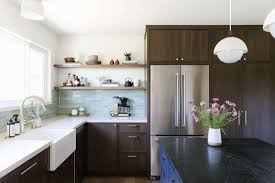 white kitchen cabinets with aqua backsplash 35 marble kitchens to pin for your board