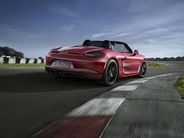 Porsche Boxster Z Top - porsche boxster gts and cayman gts announced www in4ride net