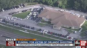 funeral homes in orlando orlando continues to grieve as families honor their dead daily