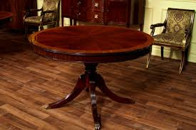 36 Round Dining Table Bedroom Exciting Round Dining Table Leaf Mahogany Plans Oval