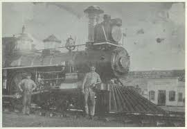 John Banister File John Riley Banister As An Engineer On The Santa Fe Railroad