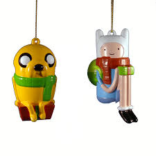 adventure time tree ornaments jake and finn