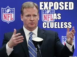 Roger Goodell Memes - roger goodell meme sports unbiased