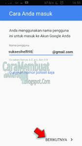 membuat email baru gmail buat email baru lewat hp di gmail android untuk mendaftar aplikasi