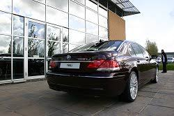 735d bmw 2005 facelifted bmw 7 series review car reviews by car enthusiast