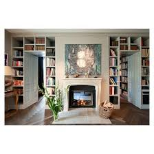 Built In Bookshelves Around Fireplace by 12 Best Book Shelves Around Fireplace Images On Pinterest