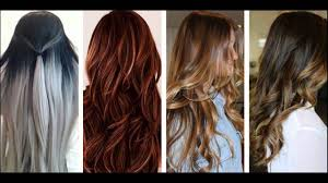 mocha hair color with almond highlights suggested brands youtube