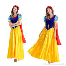 halloween costumes princess costumes women classic beauty fairytale princess long dress gown