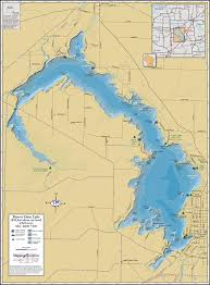Wisconsin Maps by Beaver Dam Lake Wall Map