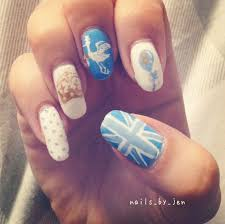 Baby Nail Art Design 44 Best Baby Boy Nail Art Images On Pinterest Baby Shower Nails