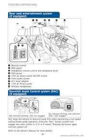 toyota highlander 2010 xu40 2 g quick reference guide
