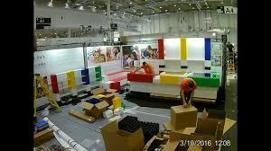 unique everblock trusswire exhibition stand using modular building