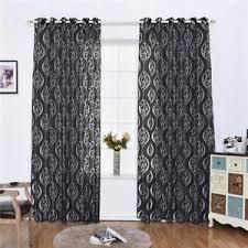 voilage pour chambre rideau voilage de fenêtre floral décoration pour chambre salon