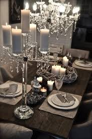 dining room table setting ideas icebergs dining room and bar home interior decorating