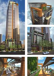 porsche design tower construction construction begins on seattle u0027s tibet inspired potala tower