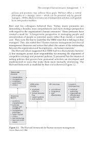 conceptual framework sample thesis strategic human resource management framework image gallery hcpr 8 l the conceptual framework of strategic hrm