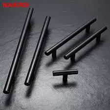 black cabinet door handles bunnings black kitchen door handles liberalx
