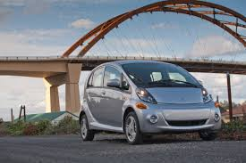 mitsubishi hatchback mitsubishi cuts i miev price by 6130 beats smart for cheapest