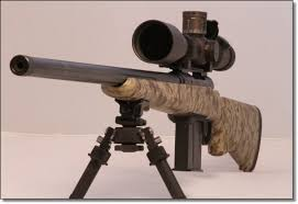 savage model 10 fcp sr sniper rifle new gun review gunsamerica