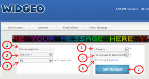 cara membuat blog tulisan cara membuat tulisan berjalan atau running text di blog belajar blog