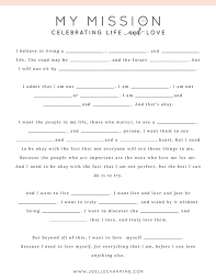 wedding statements best 25 mission statement template ideas on writing a