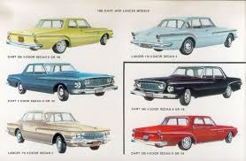 dodge dart years 1962 dart specs colors facts history and performance