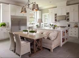Kitchen Islands Seating Kitchen Designs With Kitchen Banquette Best Home Design Ideas