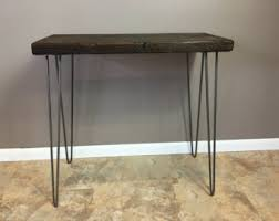hairpin leg console table hairpin leg console table table decoration ideas