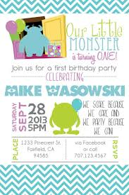 best 10 monsters inc invitations ideas on pinterest monsters