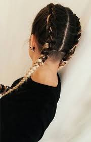 braids with half shaved head 66 shaved hairstyles for women that turn heads everywhere