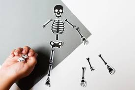 Skeletons For Halloween by Free Printable Skeleton Game U2014 All For The Boys