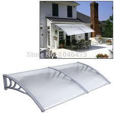 Awning Sun Aliexpress Com Buy Au Zyp 2m1 Outdoor Canopy Diy Polycarbonate