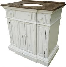 home u003e 36 inch single sink bathroom vanity with an off white