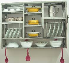 Kitchen Wall Shelves by Kitchen Wall Shelves For Dishes Shelving Redtinku
