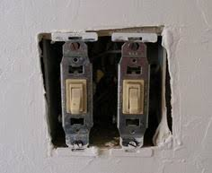 How To Change Out A Light Switch How To Replace A Light Switch Light Switches And Lights