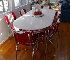 Retro Dining Room Furniture Retro Kitchen Chairs Foter