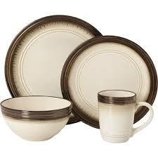 mikasa bailey 16 pc dinnerware set dinnerware sets home