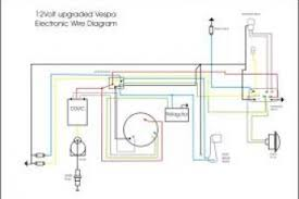 vespa px 150 wiring diagram wiring diagram