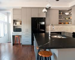 charming modern open kitchen shelves open shelving kitchen 8 dos