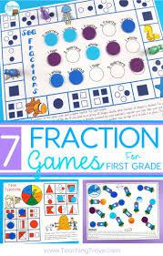 the 25 best fraction games ideas on pinterest math fractions