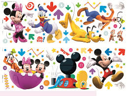 mickey mouse clubhouse wall stickers 5 mickey mouse home blog mickey mouse clubhouse wall stickers 5 mickey mouse home