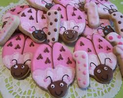 ladybug cookies ladybug cookies etsy