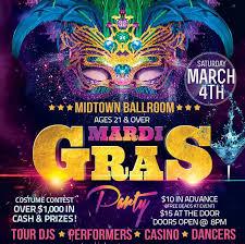 big mardi gras mardi gras party this saturday 3 4 midtown backyardbend