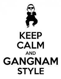 Meme Font Style - image 392141 gangnam style know your meme