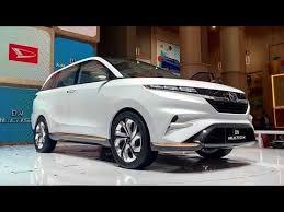 Daihatsu Mpv 2018 Daihatsu Dn Multisix Mpv